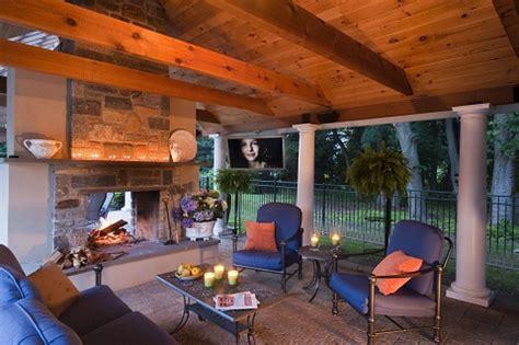 new home source com five steps to a dream outdoor living room