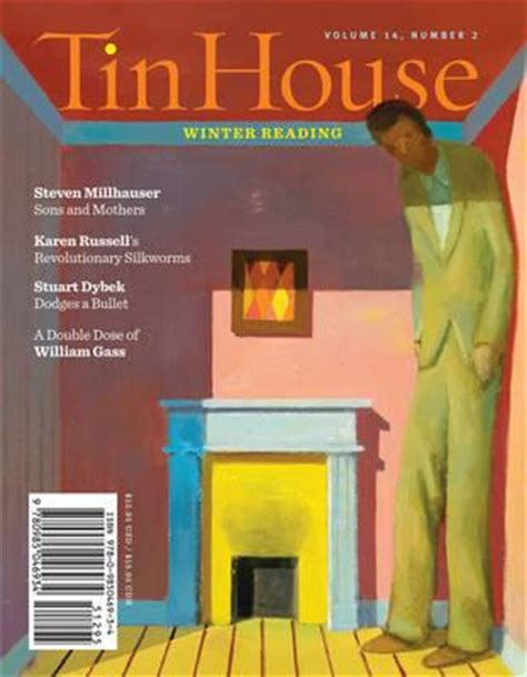 tin house magazine tin house magazine volume 14