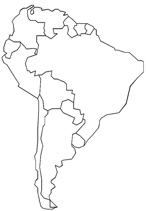 south america map to draw search results for coloring page united states of america