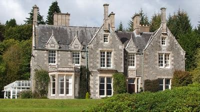 the best country houses in scotland country