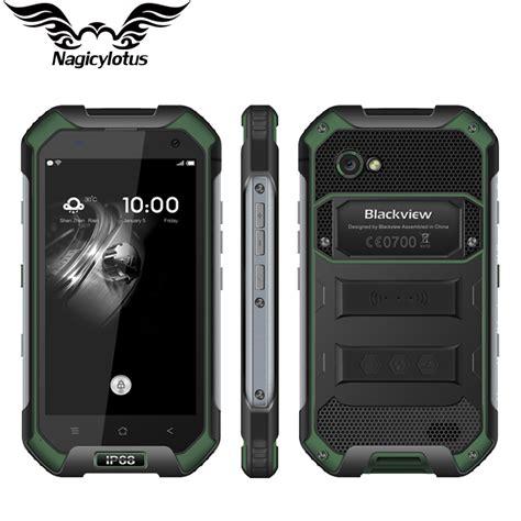 Original Blackview Bv6000 Waterproof 4g 3gb 32gb Dual Sim original blackview bv6000 waterproof ip68 4g lte 3gb ram 32gb rom mt6755 octa 2 0ghz 4 7