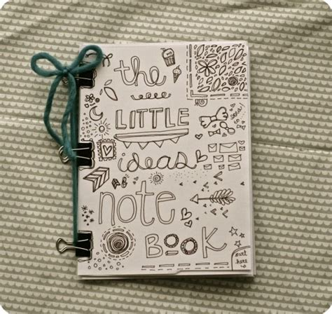 Handmade Notebook Ideas - pin by shelby on notebook ideas