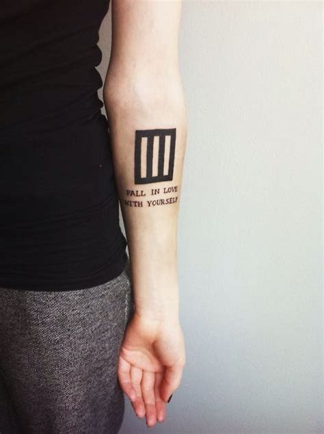 paramore tattoos awesome paramore ideas anklebiters lyrics