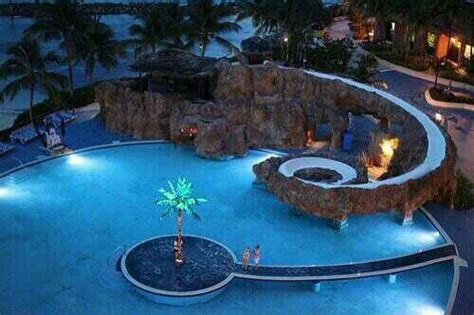 cool houses with pools and slides search cool