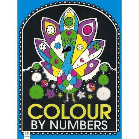 Hinkler Baby S Colours hinkler colour by numbers babyonline