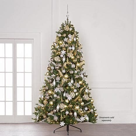 fragrant christmas tree pre lit forever fragrant 174 scented tree 10075959 hsn