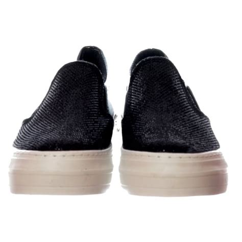 glitter flat shoes uk shoekandi glitter flat loafer shoes black glitter