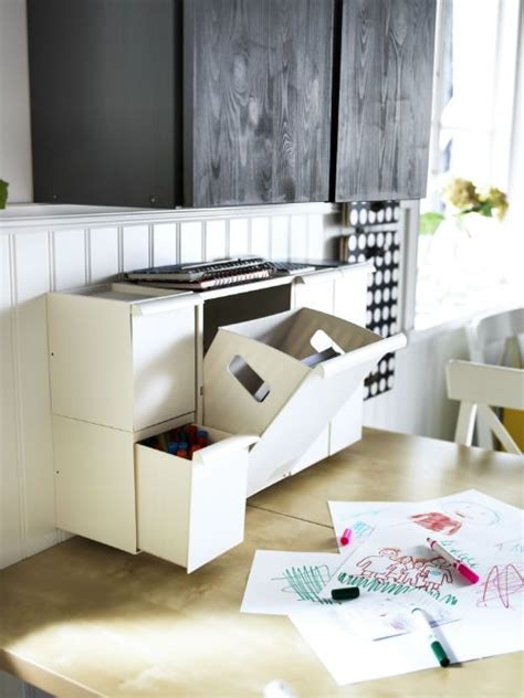 perfect ikea recycle bins homesfeed when mounted by your desk retur recycling bins become the