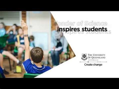science inspires students uq news  university  queensland australia