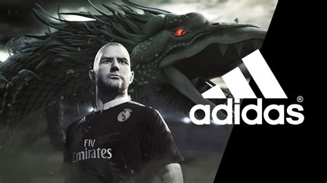adidas kit wallpaper gareth bale fronts a brilliant new real madrid cartoon for