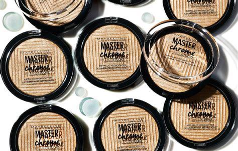 Maybelline Master Chrome maybelline master chrome oceano perfumerias
