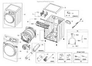 samsung dc93 00466b assy wire harness d appliancepartspros
