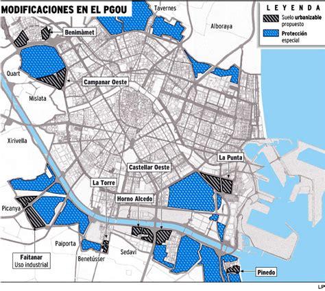general layout en français modificaciones el el plan general de ordenaci 243 n urbana