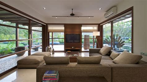 contemporary homes interior designs timeless contemporary house in india with courtyard zen garden idesignarch interior design