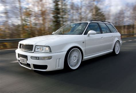 Audi S2 Avant by 1993 Audi S2 Avant Pictures Information And Specs