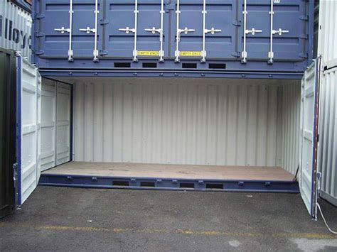 mobili modificati contenitori speciali usati e nuovi