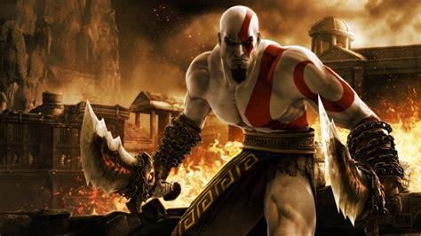 kratos  god  war wallpapers hd wallpapers id