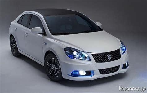 New Suzuki Kizashi 2014 ニューヨークモーターショー11 スズキ キザシ にhvコンセプト 燃費25 向上 E燃費
