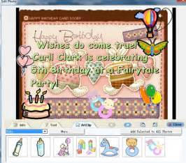how to make singing birthday musical greeting e cards