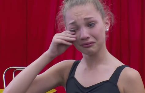dance moms maddie ziegler cry dance moms maddie ziegler cries before nationals 2015