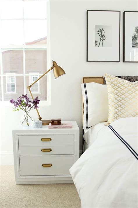 Bright Bedside 50 Modern Nightstands For A Luxury Bedroom