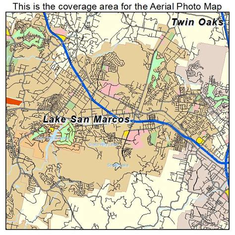 san marcos ca map aerial photography map of san marcos ca california