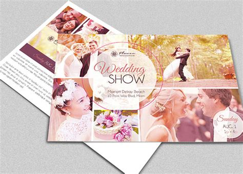 Wedding Convention Invitation Template By Godserv On Deviantart Wedding Invitation Flyer Template