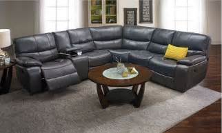 Power Reclining Sectional Sofa The Dump Furniture Outlet Store