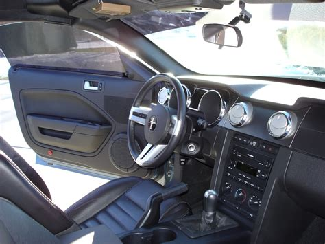 2006 Ford Mustang Gt Interior by 2006 Ford Mustang Interior Pictures Cargurus