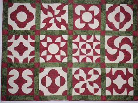 drunkards path pattern quilt variations red quilt patterns sler quilt using the drunkard s