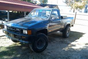 1986 Toyota Truck 1986 Toyota 22r 5 Speed 4wd 2600 Feeler
