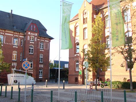 Hochschule Fulda Bewerbung Wintersemester Hochschule Fulda