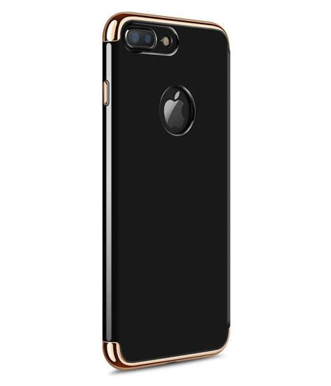 apple iphone 7 plus cover by auslese golden plain back covers at low prices