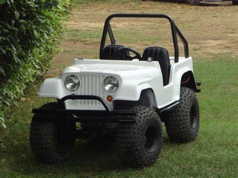 mini jeep for kids el m 237 o mini jeep yamaha 260cc my style pinterest