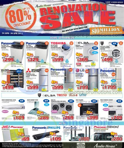 26 27 apr 2014 pureen stock clearance warehouse sale for baby audio house electronics tv appliances offers