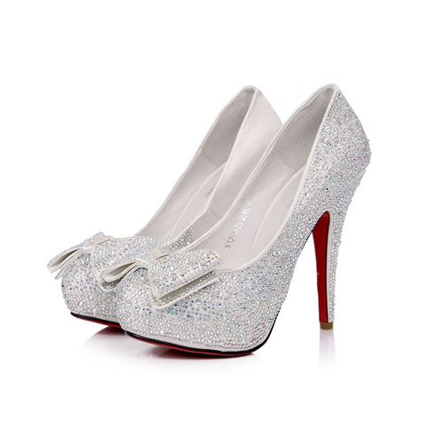 Prom Shoes by Stylish Prom Styles How To Get The Best Silver Prom