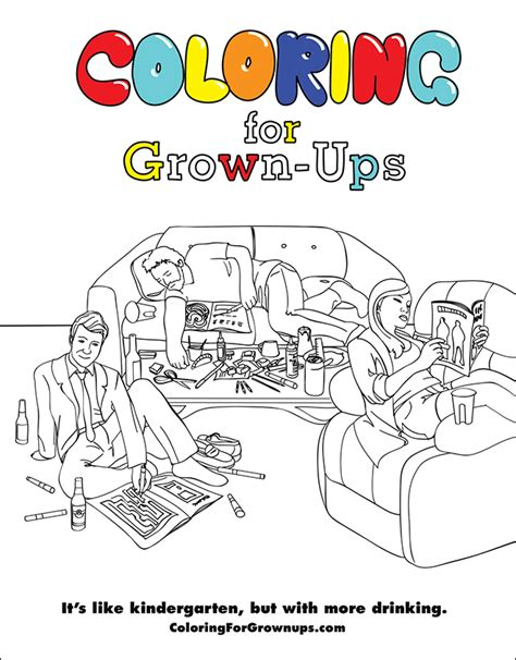 coloring books for adults sad and useless coloring book for grown ups