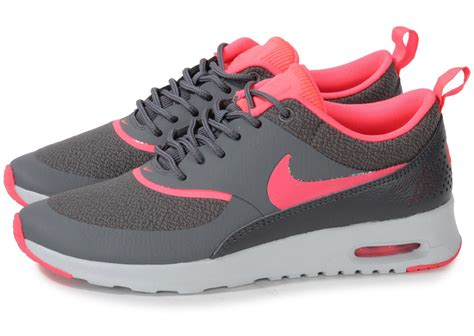 nike air max thea grise chaussures chaussures chausport