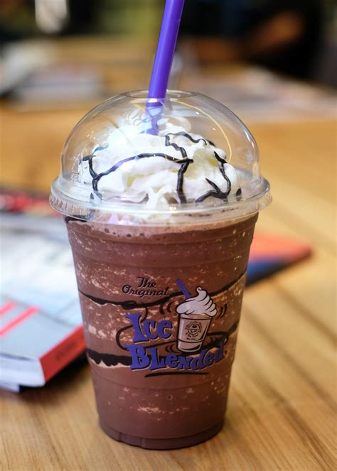 Coffee Bean Blended all day breakfast and dining menu at the coffee bean tea