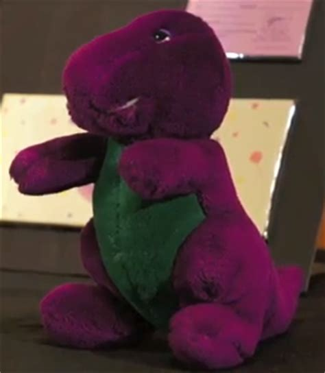 barney and the backyard gang doll backyard gang barney plush dakin barney wiki