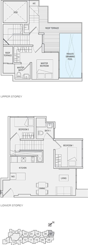 one shenton floor plan 100 one shenton floor plan kingsford waterbay semi detached floorplan 16 one shenton