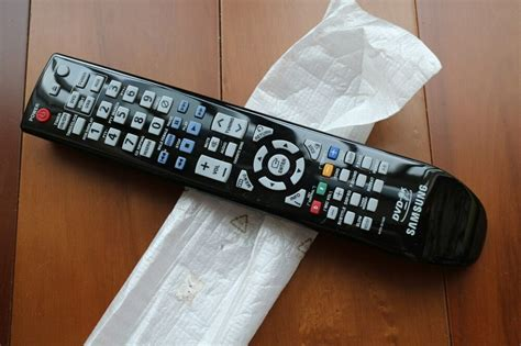 genuine  samsung home theater remote control ah