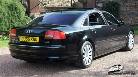 2007 audi a8l review used 2007 audi a8 quattro lwb for sale in glasgow