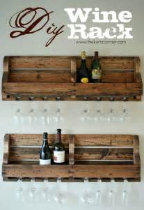 diy wood wine rack plans discover woodworking projects