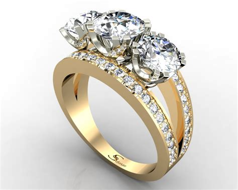 Wedding Rings Design In Gold by Gold Engagement Ring Designs Best Gold Engagement Rings