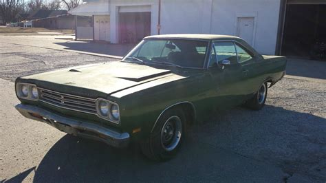 69 plymouth satellite for sale 1969 plymouth satellite 2 door hardtop small block 4