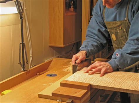 shooting board finewoodworking