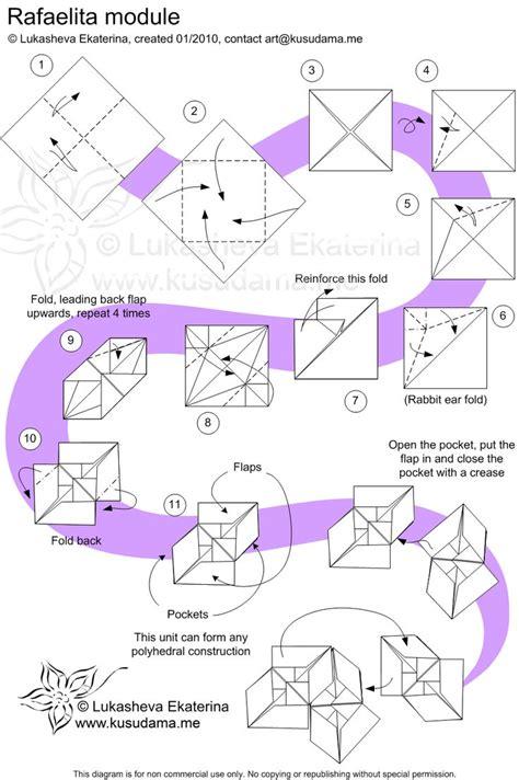 Origami Diagram - diagram for rafaelita 90 kusudama wedding