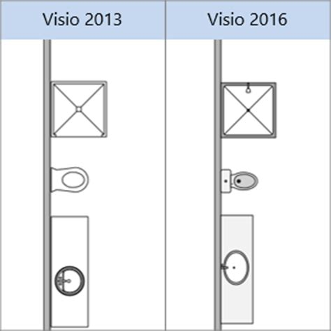 What S New In Visio 2016 Office Support Visio Templates 2016