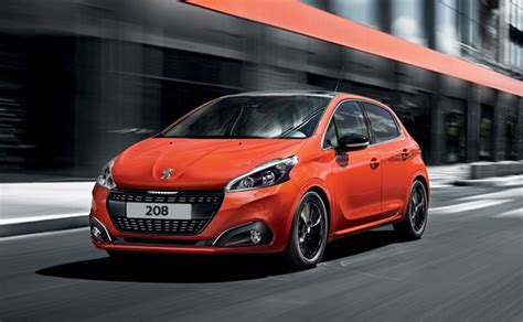 peugeot 208 for sale new peugeot 208 a sporty look integrated with technology